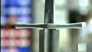 How It's Made Swords - Discovery Channel Science