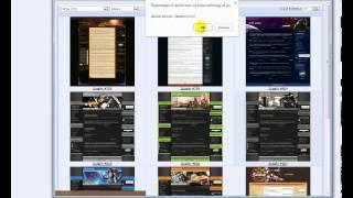 Видеоуроки|Tutorial. Как создать свой сайт за 5 минут (ucoz.net)