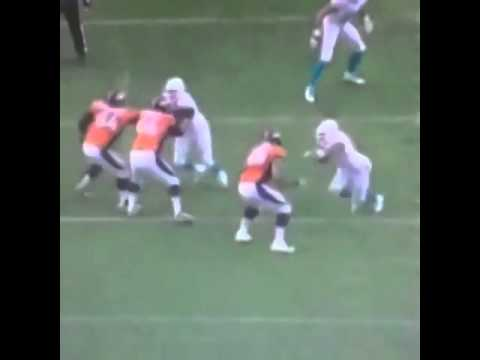 Louis Vasquez vs Cameron Wake
