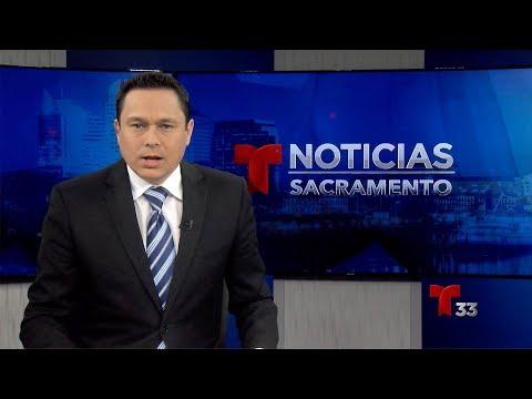 Noticias Telemundo Sacramento: Edición Digital (Jueves, 29 de Marzo, 2018)