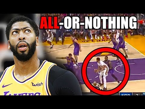 What You Don't REALIZE About The Anthony Davis Trade To The Lakers In The NBA