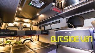 OSV | DESERT SON | 4x4 MB 170EXT 3500 Sprinter