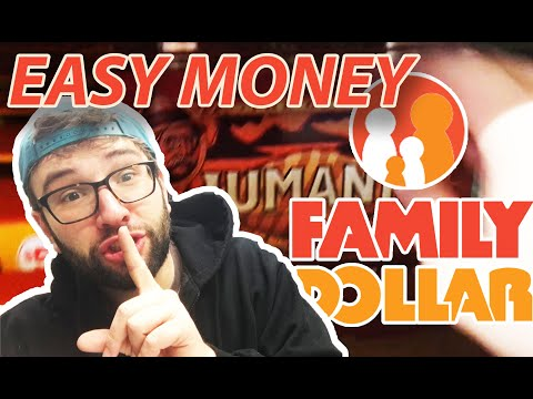 $25/HR DOLLAR STORE FLIPS THAT FAMILY DOLLAR DOESNT WANT ME TO SHARE