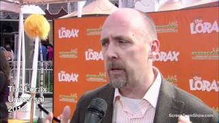 Chris Renaud HD Interview - The Lorax