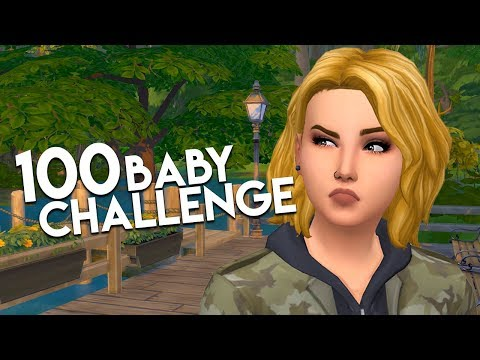 AARON BURR, SIR // The Sims 4: 100 Baby Challenge #139