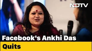 Facebook India Policy Head Quits Days After Parliament Panel Questioning