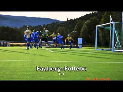 Oppsumering, Faaberg fotball