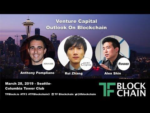 TF3 |  Venture Capital Outlook on Blockchain | Anthony Pompliano, Alex Shin, Rui Zhang