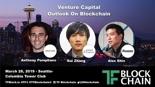TF3 |  Venture Capital Outlook on Blockchain | Anthony Pompliano, Alex Shin, Rui Zhang