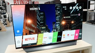 LG C9 138cm 55 inch Ultra HD 4K OLED Smart TV OLED55C9PTA - LG Smart oled tv 4k - lgsmarttv