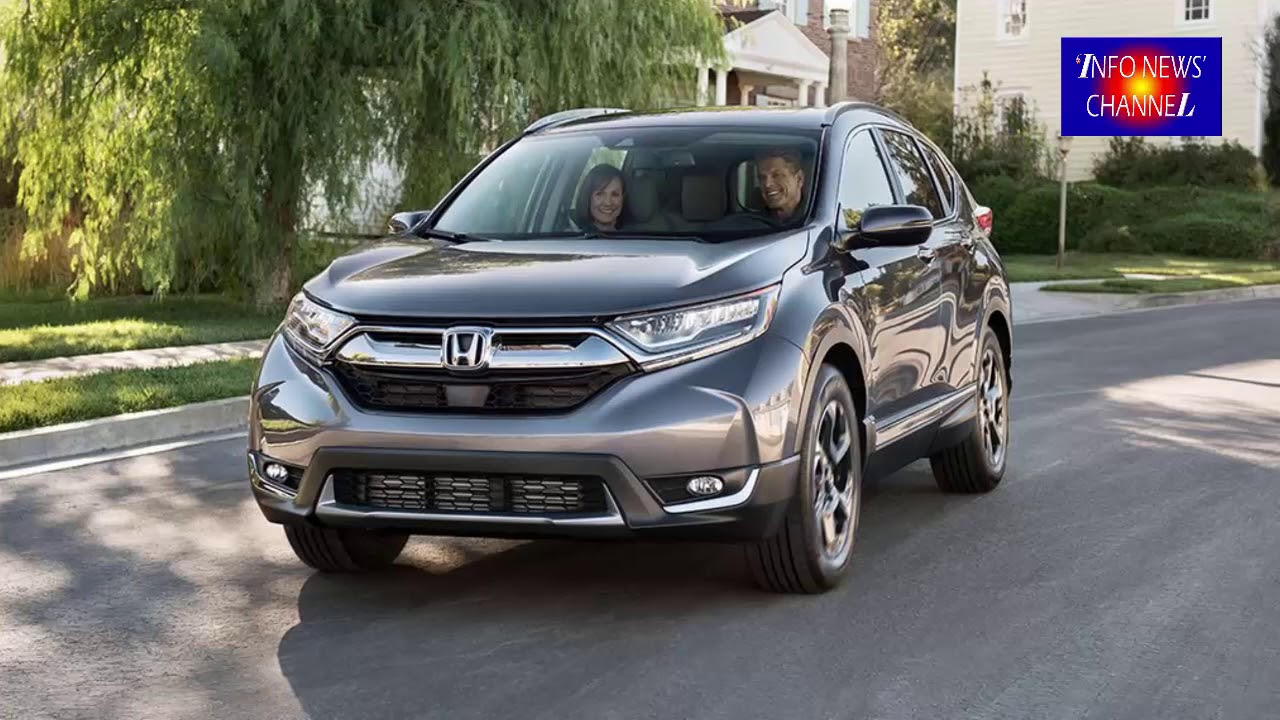2019 Honda Cr V Redesign