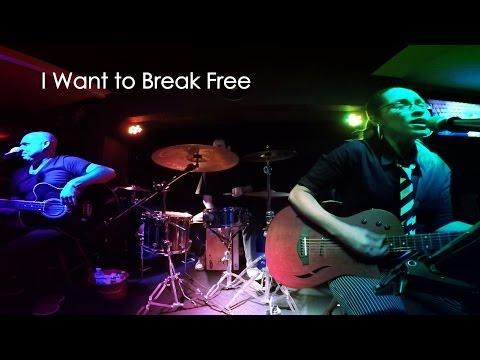 Roberta Amaral | Cover | I Want To Break Free