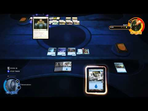 Magic 2014 Duels of the Planeswalkers Mind Maze First Impressions