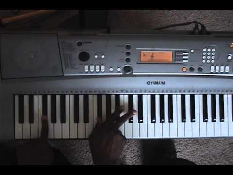 Show Me The Way - Willie Neal Johnson - Gospel Keynotes - EasyMusicTraining.com