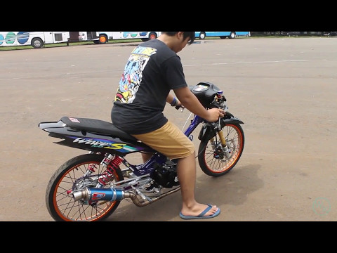 Wave S 100 Racing Style