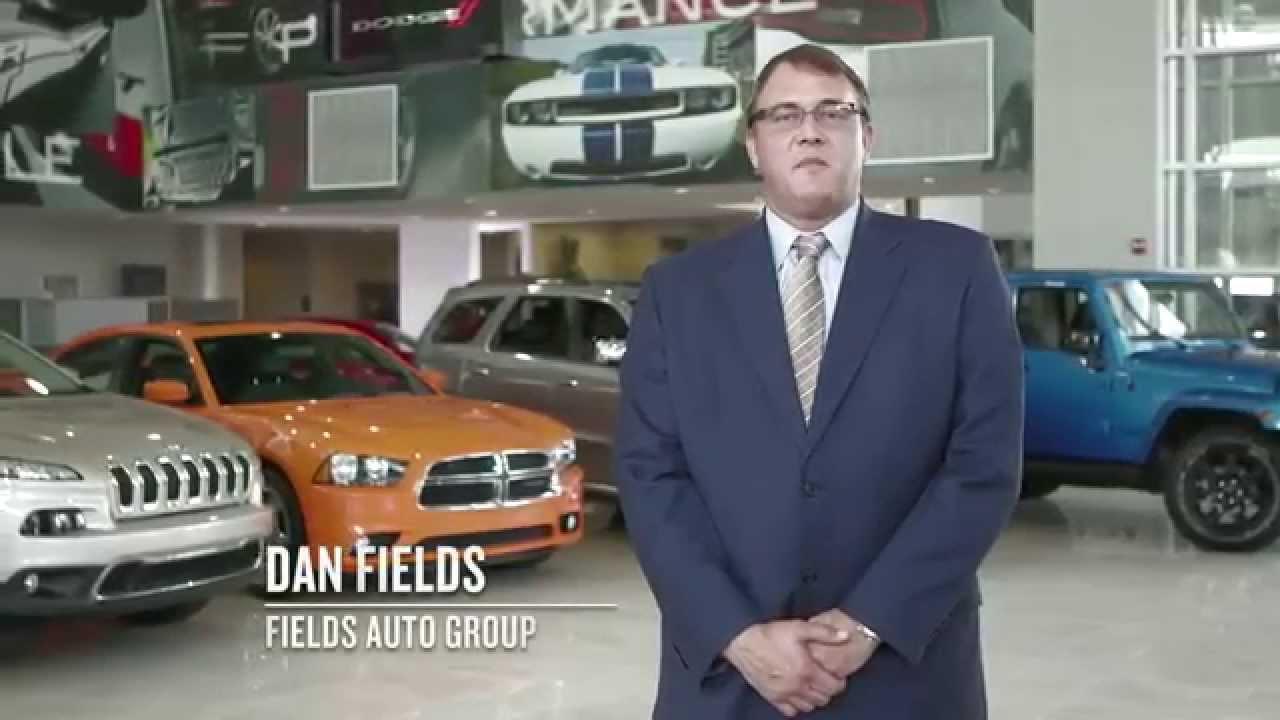 Fields Chrysler Jeep Dodge Ram   Loyalty Earned Daily