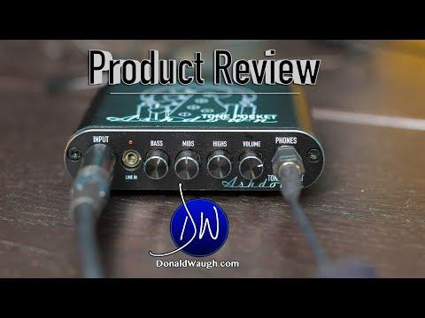 Ashdown Engineering Tone Pocket Review