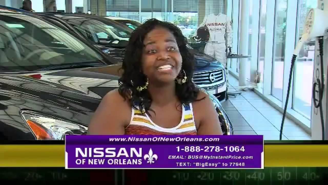 la dealer of nissan watch new orleans dealership
