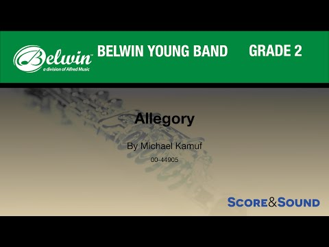 Allegory by Michael Kamuf - Score & Sound