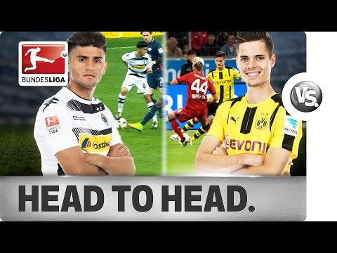 Dahoud vs. Weigl - Crown Jewels for the Borussias Go Head-to-Head