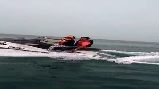 Amazing Jet ski near Burj Al Arab and Palm Island,Dubai