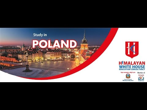 Study in Poland From Nepal