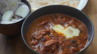 Murgh Makhani - Butter Chicken In Telugu