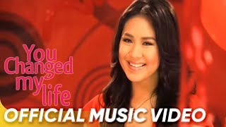 Official Music Video | 'You Changed My Life in a Moment' by Sarah Geronimo