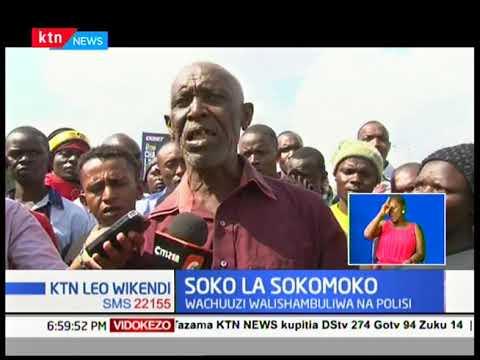 Soko la Sokomoko: Wachuuzi walishambuliwa na polisi