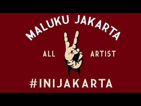 Musisi Maluku Jakarta - Ini Jakarta (Music Video)