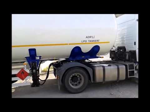 Газовоз Европейского стандарта ADR (LPG tanker ADR 2015)