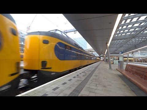 Train Driver's POV Utrecht - Amersfoort ICM 2018