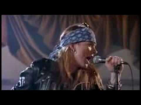 Sweet Child O' Mine–Guns N' Roses(歌詞中文翻譯) @ 三分鐘熱度 :: 痞客邦