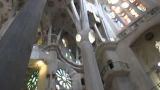 Храм Святого Семейства (Sagrada Familia) в Барселоне, Испания(Храм Святого Семейства (Sagrada Familia) в Барселоне, Испания О храме и как доехать на моем сайте http://travel-theworld.ru/evr..., 2013-07-19T23:38:48.000Z)