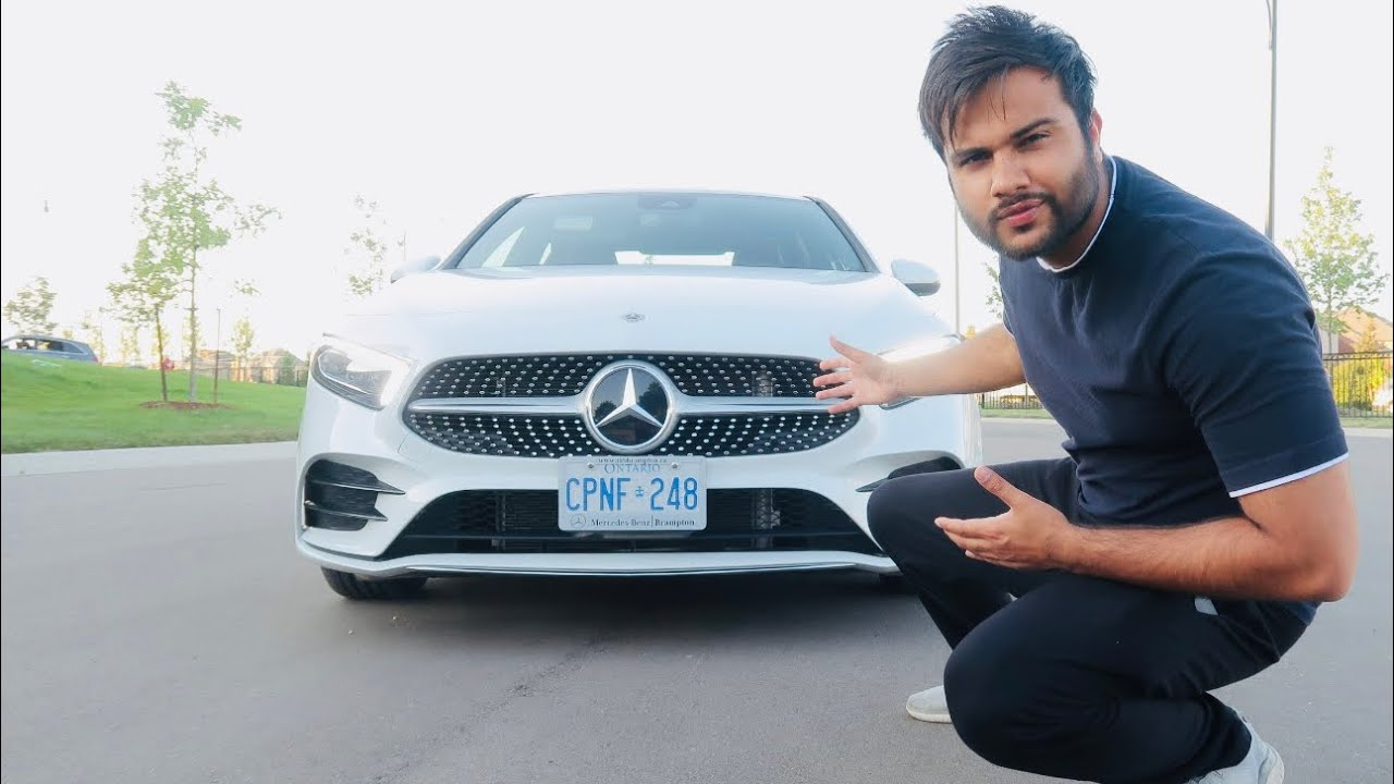 I BOUGHT MY FIRST CAR  ( MERCEDES BENZ )