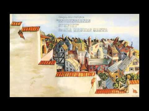 SAMLA MAMMAS MANNA / GREGORY FITZPATRICK - Snorungarnas Symfoni [full album]