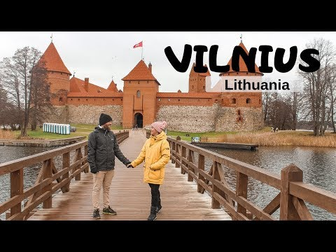 Visiting Our First Baltic Country - Exploring Vilnius, Lithuania