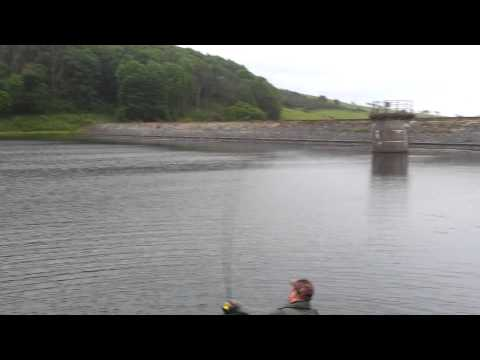 Tony Fishing Up Troon