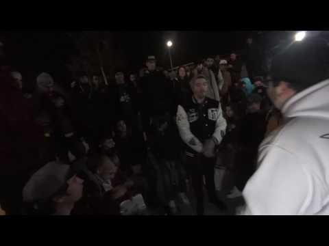 HACHE vs VDVANGA · Tarragona Hip Hop Battles Cuartos