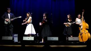 """Whispering""- The Burnett Sisters Band @ The Reeves Theater 2019"