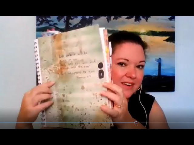 Permission to Ask: Art Journal Prompt