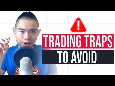 Forex Trading Traps To Avoid (in Your 1st Year Of Trading)