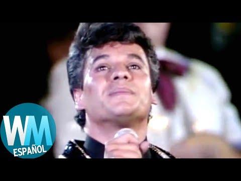Top 10 Canciones de Juan Gabriel