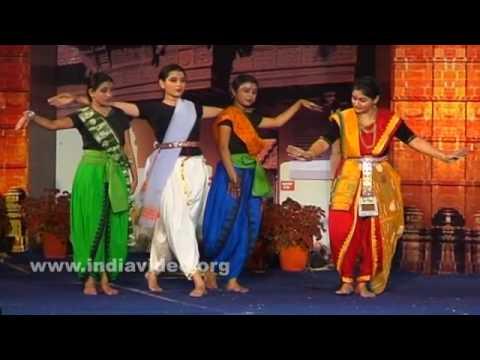 Manipuri dance drama, choreographed by Poushali Chatterji