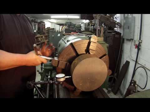 8in Roller Lathe Work Part 1