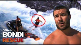 Dead Body on the Rocks | Bondi Rescue S6