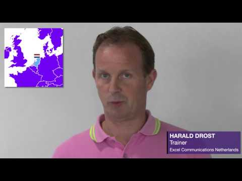 Dutch introduction to Excel Communications by Harald Drost