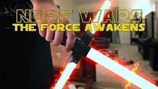 Nerf Wars: The Force Awakens - Star Wars Force Friday Action Film