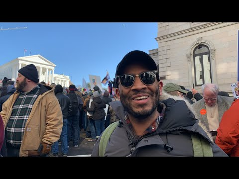 Live at the #Virginia2A Demonstration