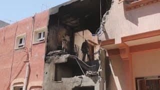 Seis civiles mueren en un bombardeo aéreo de Hafter en Trípoli